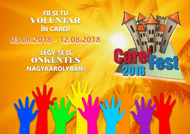 Voluntari CAREI FEST
