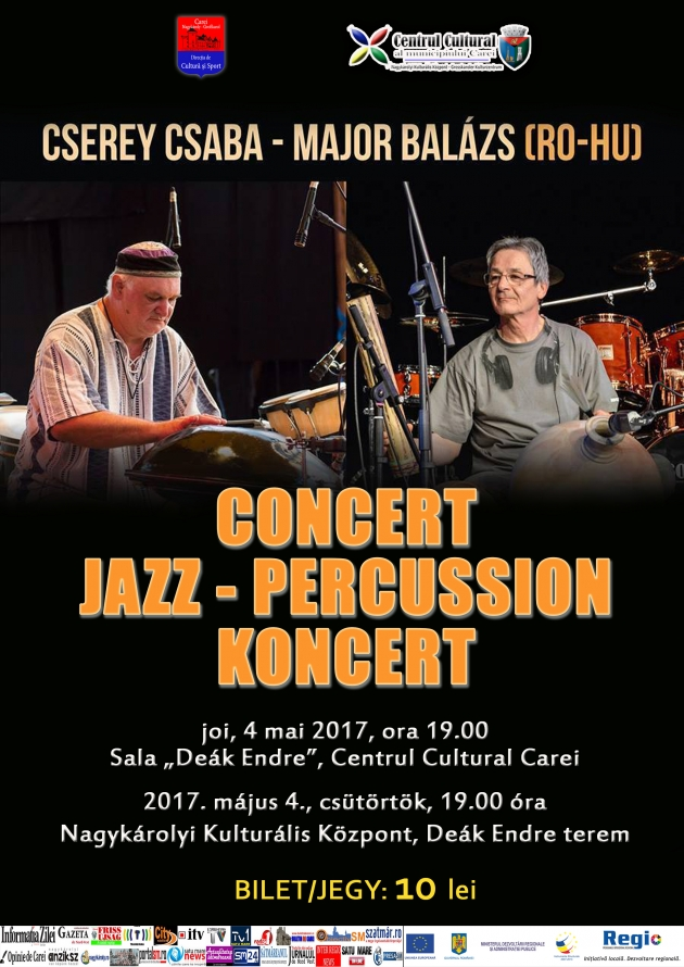 Concert Jazz - Percussion koncert