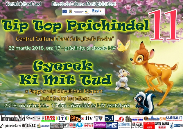 Concursul Tip Top Prichindel 11